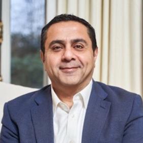 George Nazi, Global VP, Telco, Media & Entertainment Industry Solutions Lead, Google Cloud